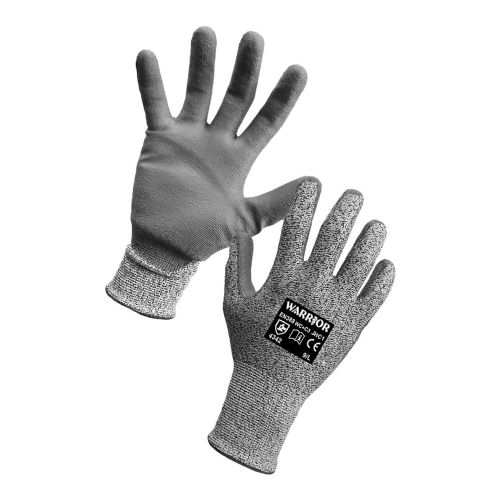 Warrior Anti-Cut 3 Gloves - 12 Pairs